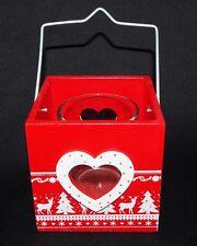 Christmas Candle Holder - Set of 2