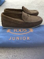 Kids Tods Loafers Size 28
