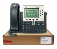 Cisco 7960G IP Phone (CP-7960G=) - Certified Refurbished, 1 Year Warranty