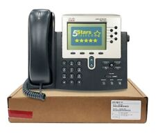 Cisco 7960G IP Phone (CP-7960G=) - Certified Refurbished, 1 Year Warranty