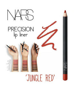 Nars Precision Lip Liner ~JUNGLE RED~#9080~ New In Box Full Size 💯