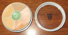 Concealer Circle WIE NEU Kryolan Nr. 6 / 40 g / 6 Farbtöne