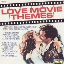 Various - Love movie themes - CD -
