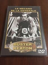 BUSTER KEATON LE MECANO DE LA GENERALE - DVD PAL MULTIZONA 1-6 NEW SEALED NUEVO