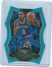 2016-17 Select==Brandon Jennings Light Blue Refractor /199-Knicks