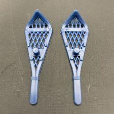 VTG 1988 GI JOE Blue Snow Shoes Cobra Battle Gear Accessory Pack