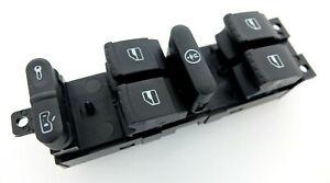 Fensterheberschalter Tür Knopf Schalter 9 Pin für Skoda Octavia Superb Fabia
