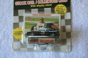 NEW 1989 RACING CHAMPIONS DALE EARNHARDT DIE CAST 1:64 SCALE GOODWRENCH RACE CAR