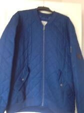 Bench Men's Jacket, Size XXL. RRP £69. Blue NWOT.