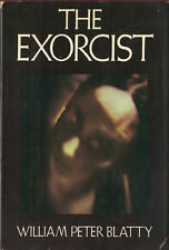 THE EXORCIST-BY WILLIAM PETER BLATTY-1971-FIRST STATED EDITION W/$6.95 DJ!
