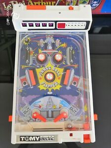Flipper Pingg Ball Vintage Tomy Electric