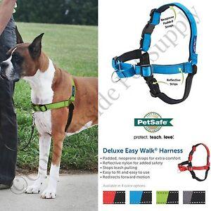 PetSafe Deluxe EasyWalk Harness (4 Sizes Sm, Med, Med/Lg, Lg) (4 Colors