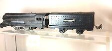 Lionel-No-1688-2-4-2-Torpedo-Steam line Locomotive-w/tender