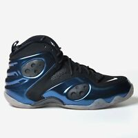 Nike Zoom Rookie LWP Penny Binary Blue 2011 Black White Luminous DS 472688-400