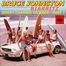 "7"" Bruce Johnston EX BEACH BOYS BIARRITZ/Jersey Channel Islands Part 7 CBS 1963"