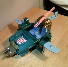 TRANSFORMERS 1989 G1 ACTION MASTERS SPROCKET ATTACK CRUISER VINTAGE ORIGINAL