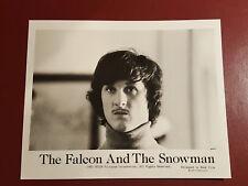 The Falcon And The Snowman - Sean Penn - 10x8 B&W Photo Press Still #B1149