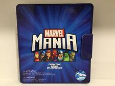 Marvel Mania MicroPopz Full Set / Collectors Album Hulk Thor Spider-Man Falcon