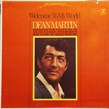 DEAN MARTIN Welcome To My World US Press Reprise RS 6250 LP