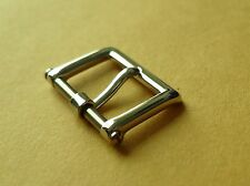Patek Phillipe Solid Platinum PT950 14MM  Tang Buckle Very Rare!