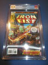 Iron Fist #73 3D Variant CGC 9.9 Mint Gorgeous Gem Wow Not 9.8 IF #14 Homage