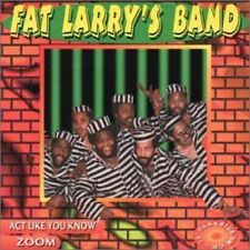 Fat Larry's Band - Act Like You Know / Zoom [New CD] Canada - Import