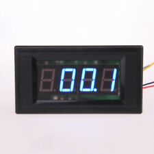 Brand New 1pcs AC 200mV Blue LED Digital Volt Panel Meter 5135