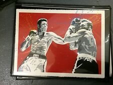 Mr Brainwash Original Legends print of Boxing Great Muhammad Ali 2009 Edition 30