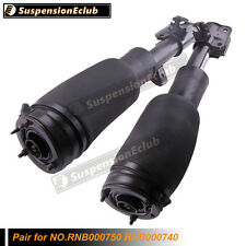 Front Left&Right Air Suspension Shocks for Range Land Rover RNB000740 RNB000750