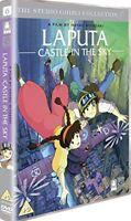 Laputa: Castle In The Sky [DVD][Region 2]