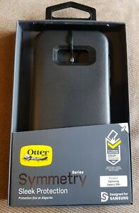 Otterbox Symmetry Series Case For Samsung Galaxy S8+ (Plus) - Black