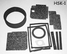 New! 1965-1968 Mustang Heater Box Seal Kit Gaskets Free Shipping
