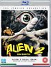 Alien 2 On Earth Bluray (UK IMPORT) Blu-Ray NEW