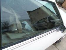 1984 ELDORADO RIGHT DOOR SIDE WINDOW GLASS OEM USED WEAR 1981 1982 1983 1985
