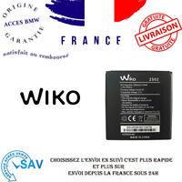 Batterie Originale Wiko 2502 Goa Pour Sunny1 / Sunny 2