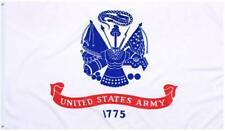 Us Army Flag Old United States Indoor Outdoor Military Banner Polyester 3x5 Flag