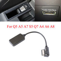 AMI MMI Bluetooth Adapter Aux Cable For Fit Audi Q5 A5 A7 R7 S5 Q7 A6L A8L A4L