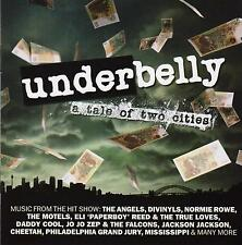 Underbelly: A Tale Of Two Cities-CD-2009 Sony Promo-Angels-Divinyls-Mississippi