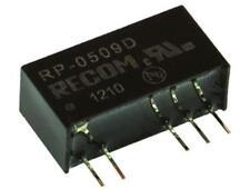 Recom RP-0509D Isolated DC-DC Converter, Vout ±9V dc, I/O isolation 5200V dc