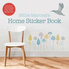 Millie Marotta's Home Sticker Book by Millie Marotta (Paperback, 2015)