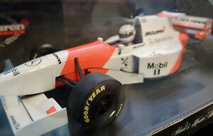 1/18 McLaren Mercedes MP4/10B Mansell's Last F1 Drive