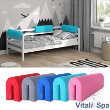 Bettkantenschutz Bettumrandung Kinderbett Kantenschutz Babybett Vitalispa