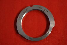 New SM to M Adapter Ring For 50mm & 75mm Leica Lens