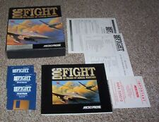 Amiga:  Dog Fight - 80 Years of Aerial Warfare