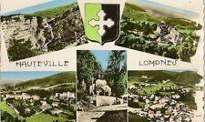 CARTE POSTALE TOURISTIQUE HAUTEVILLE LOMPNES DANS L'AIN