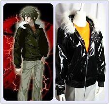 Togainu no Chi Akira cosplay costume including top+shirt+pants