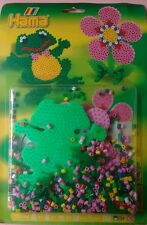 Hama Beads Frog & Flower Large Blister Set