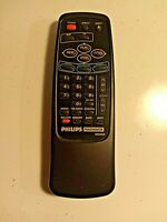 Philips Magnavox N9309UD Factory Original VCR Remote VRA611AT, VRA411AT22