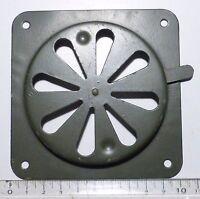 BC603: Grille de rechange à opercule réglable du HP 10 cm x 10 cm