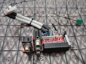 Video-SCART Anschluss aus MEDION AKOYA MD 8828 Design PC